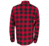 Commander Life Bawl Logger Flannel Shirt Back