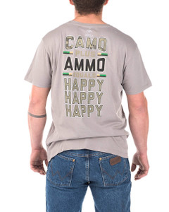 Camo Plus Ammo T-Shirt
