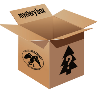 Official Duck Commander CHRISTMAS Mystery Box