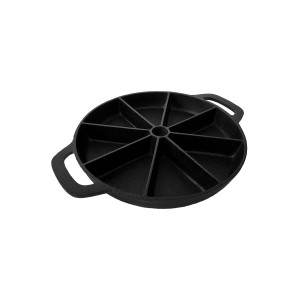 Duck Commander Cast Iron Cornbread Skillet