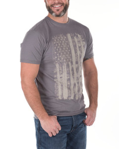 Gunmetal Flag T-Shirt