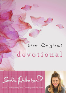 Live Original Devotional Hardcover