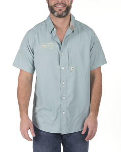 Fin Commander Stream Performance Fishing Button-Up