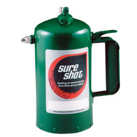 MODEL A 1-QT SURE SHOT SPRAYER GREEN ENAMEL PN: 6102