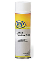 Zep Professional Lemon Furniture Polish