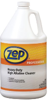 Zep Professional Heavy-Duty Alkaline Cleaner