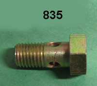 HOLLOW SCREW