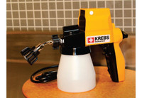 Krebs LM2 oilSPRAY Electric Spray Gun (120V-60Hz-US)