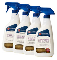 GUARDSMAN STAIN & ODOR ELIMINATOR PACK OF 4