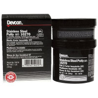 Devcon Stainless Steel Putty 1lb
