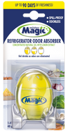 Carbona Mister Magic Refrigerator Odor Absorber Lemon