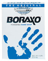 Boraxo Powdered Hand Soap 5-lb. Box