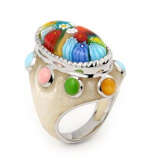 MILLACRELI  MULTI-COLOR RING
