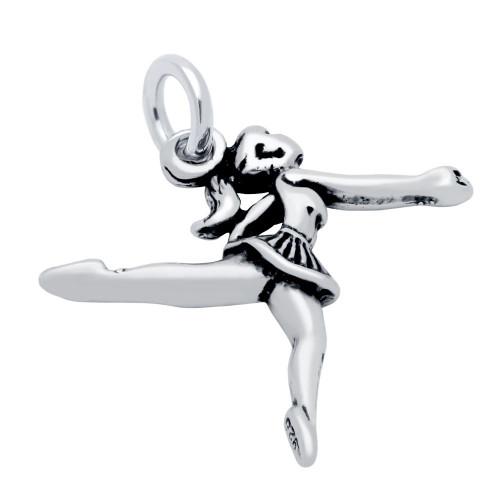 DANCING GIRL CHARM