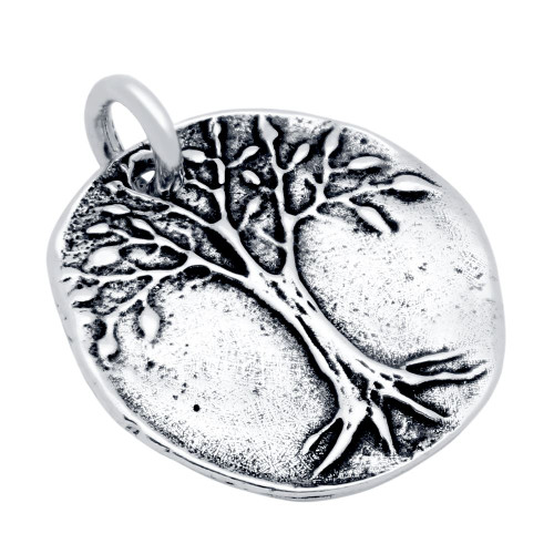 TREE OF LIFE MEDALLION CHARM