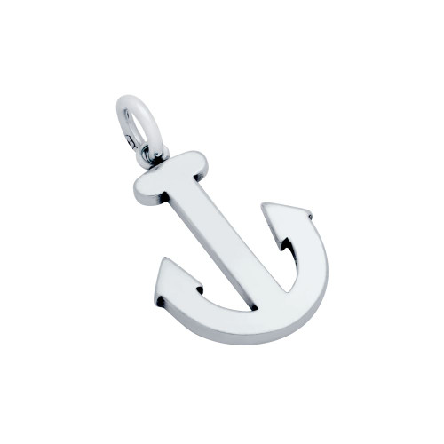 STERLING SILVER 15MM ANCHOR CHARM