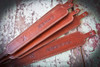Customized Leather Rifle Sling BROWN