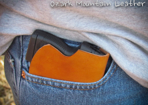 Pocket Holster for small frame guns