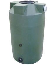 125 gallon rain harvesting tank