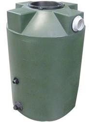 100 gallon rain harvesting tank