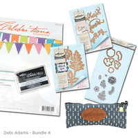 Debi Adams Die/Stamp #3 Value Bundle