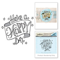 Tammy Tutterow Happy Day 3D Shading Stamps