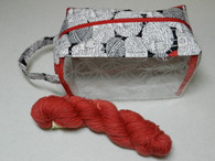 Box Bag Clear Deja Vue                                   - Sheepy Skein