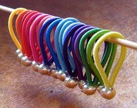 Loopies Stretchable Stitch Markers