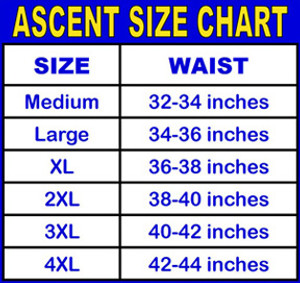 Ascent Baggy Cycling Shorts Charcoal Gray Men's, Nylon Outer, Padded Lycra Innershorts Size Choices