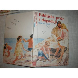 Croatian Children's Bible / Djecja Biblija / BIBLIJSKE PRICE I DOGADAJI