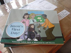 Jason's First Day!