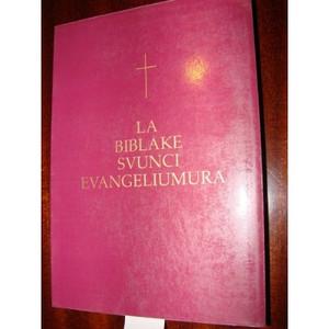 La Biblake Svunci Evangeliumura Gypsy New Testament (Bible) for European Gyps...