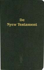 De Nyew Testament (Gullah New Testament) [Leather Bound]