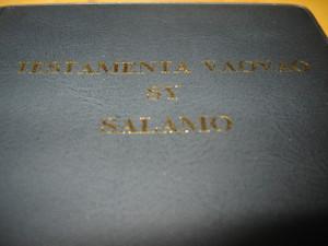 Testamenta Vaovao Sy Salamo / New Testament and Pslams in Malagasy Language /...