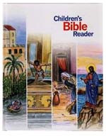 Children's Bible Reader: Greek Orthodox Children's Illustrated Bible Reader -...