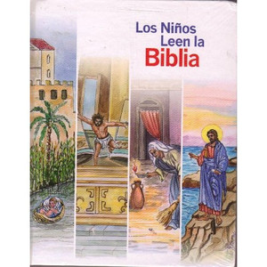 Los Ninos Leen La Biblia / Greek Orthodox Childern's Bible Reader - SPANISH VERSION
