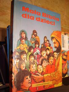 Mala Biblia dla dzieci / Polish Children's Bible