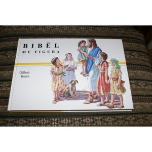 Albanian Chirdren's Bible / Bibel Me Figura - Great for children