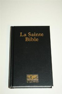 French Segond Bible