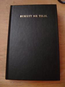 Kalenjin Bible - Kenya, Uganda, Tanzania [Hardcover] by African Bible Society