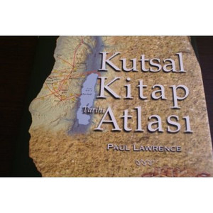 The Lion Atlas of Bible History / TURKISH Translation / Turkish VERSION!