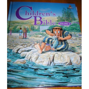 Children's Bible Volume 4 / Words of Wisdom Series / Colorful