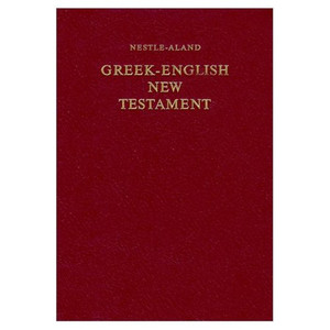 Greek-English New Testament-PR-FL-Nestle-Aland/RSV [Paperback]