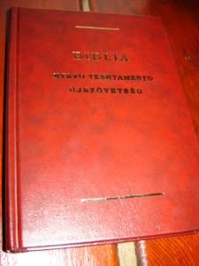 Gypsy - Hungarian New Testament / Cigany - Magyar Ujszovetseg / Suntoiskiripe...