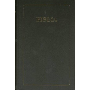 Swahili Bible / PVC cover.