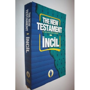 Turkish English New Testament / NKJV - Injil [Paperback] by Bible Society