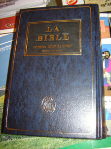 Hebrew - French Sinai Old Testament Large / LA BIBLE / TRADUCTION INTEGRALE H...
