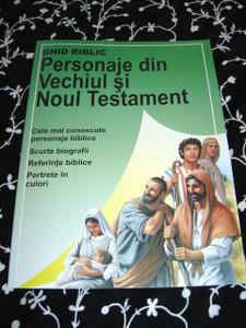 Ghid Bilic / Personaje Din Vechiul Si Noul Testament / Romanian Language Bibl...