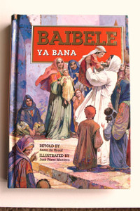 Cibemba language Children's Bible / BAIBELE YA BANA / The Bemba language