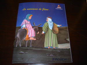 La Naissance de Jesus / French Bible Stories Book for Children